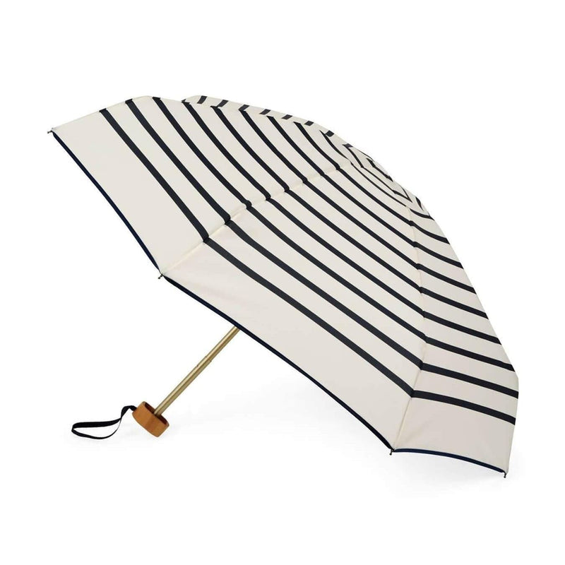 "Urban Micro Umbrella Navy Stripes ""Marinière"" - Umbrella - Anatole - Totem Store"