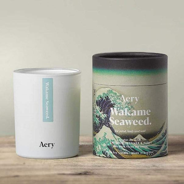 Wakame Seaweed - Candle - Aery - Totem Store
