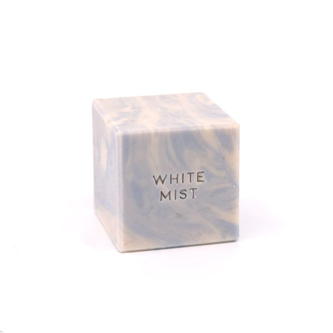 White Mist - Adlay & Kaolin Clay Bar Soap-Soap Bar-MOTE-120g-Totem Store