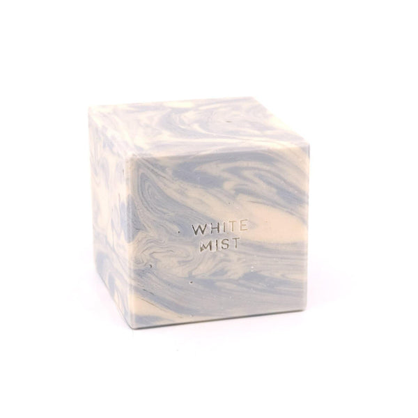 White Mist - Adlay & Kaolin Clay Bar Soap - Soap Bar - MOTE - Totem Store