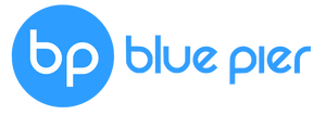 blue pier online logo must-have products