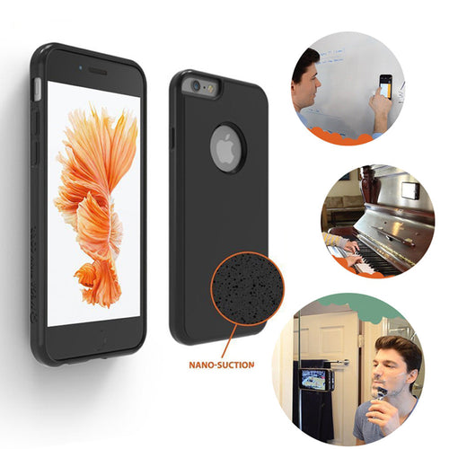Nano-Tech iPhone Case. Sticks to surfaces. - bluepier
