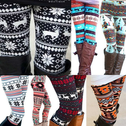 Warm Winter Leggings - bluepier