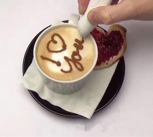 Latte Art Pen - bluepier