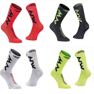 Coolmax Cycling Socks - bluepier