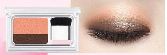 Double Colour Eye Shadow - bluepier