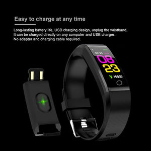 Smart Watch and Fitness Tracker - bluepier