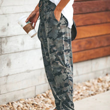 Load image into Gallery viewer, Slim Camo Pants - bluepier