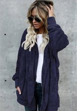 Load image into Gallery viewer, Hooded Teddy Bear Jacket - bluepier