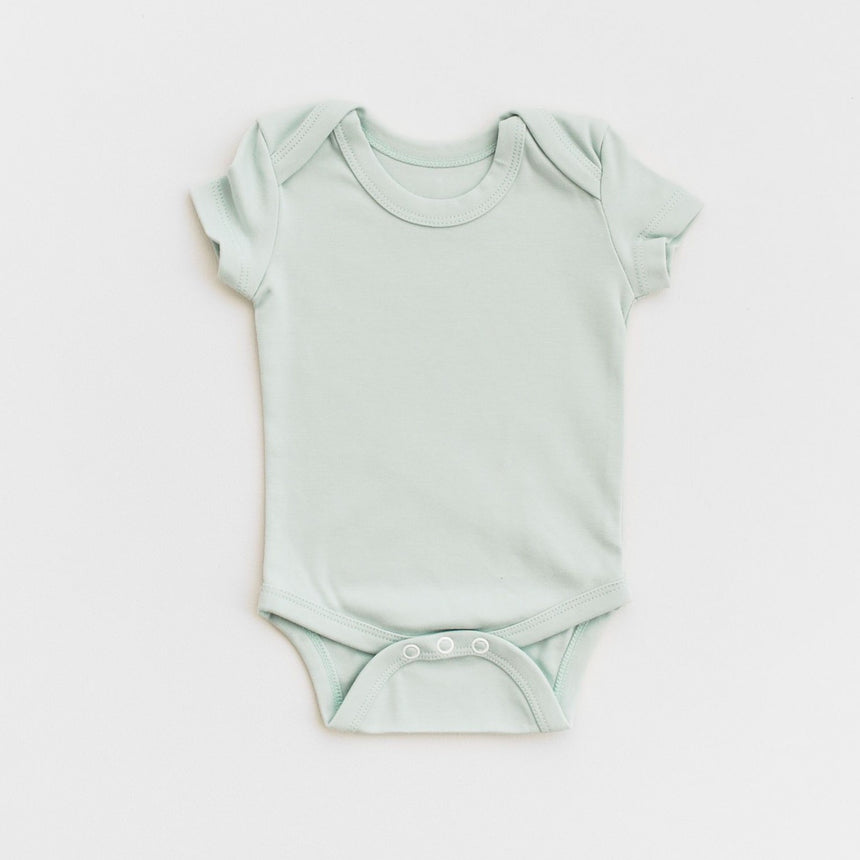 Bodysuit - Light Blue - Isaac Anthony