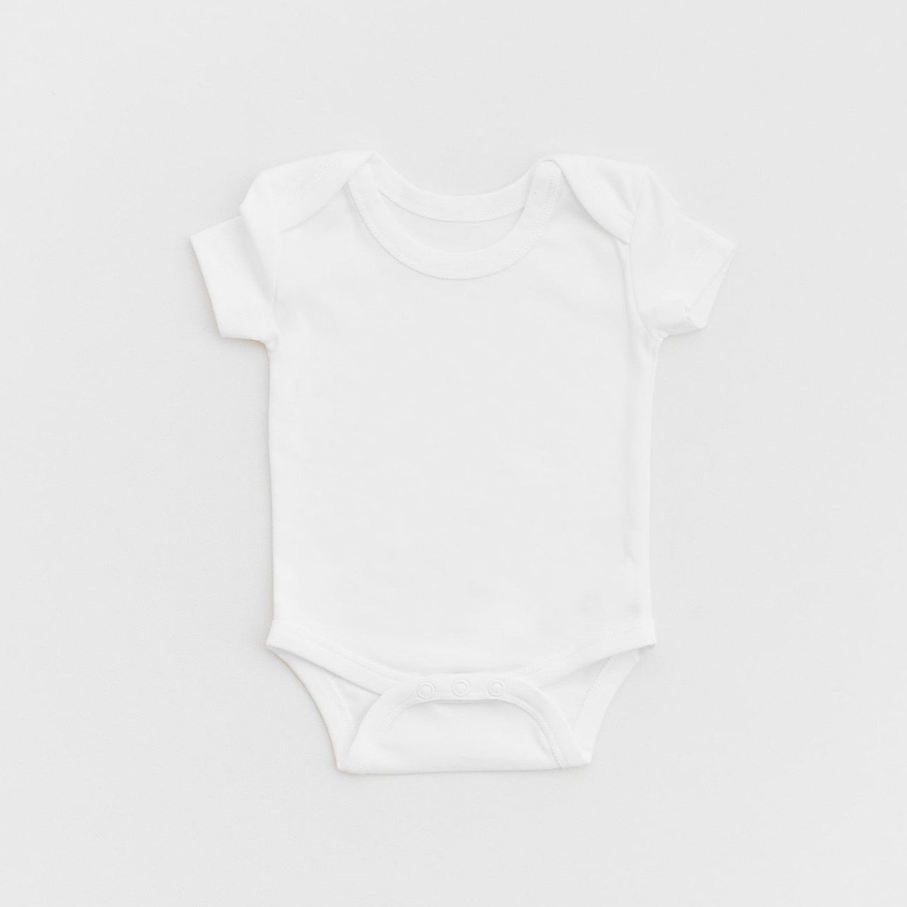 Bodysuit - White - Isaac Anthony