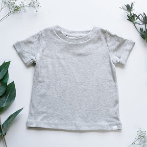 T-Shirt - Grey - Isaac Anthony