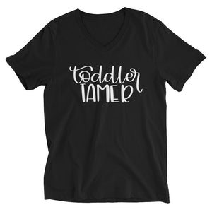 Toddler Tamer V-Neck Tee