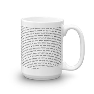 Banned Strings Mug 2