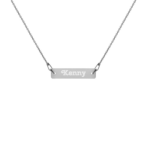 Kenny Bling Necklace