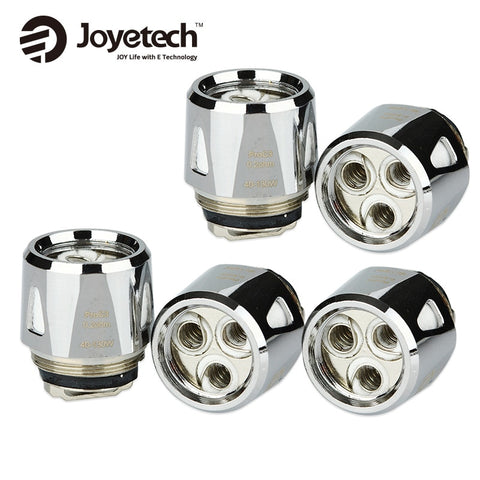 5pcs Original Joyetech ProC Head ProC3 0.2ohm ProC4 DL Coil 0.15ohm for ProCore Aries Tank Direct Lung Vaping Evaporizers