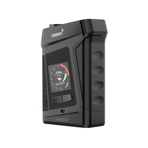 Smoant Ranker TC Box MOD with 1.3-inch TFT Colorful Screen 218 W Vape Box Mod