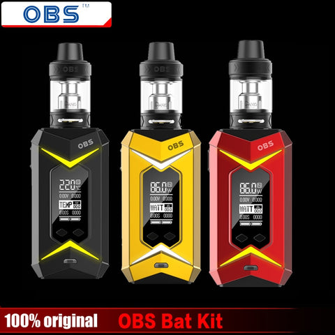 OBS Battery Box Mod