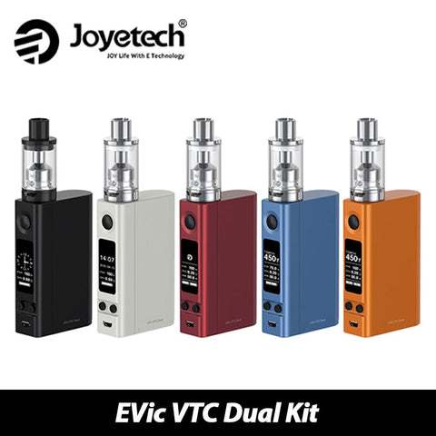 Joyetech eVic VTC Dual with ULTIMO Start Kit  without Battery (see details)