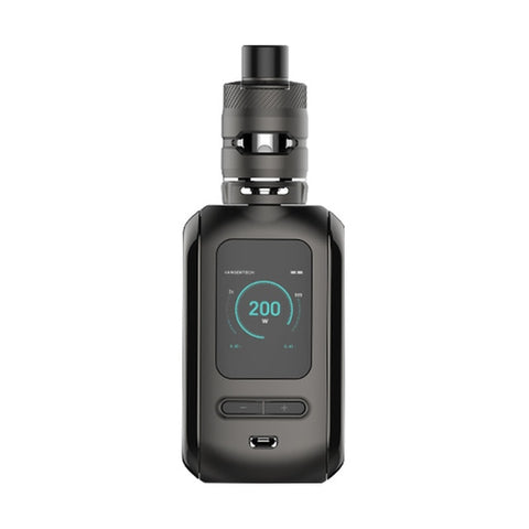 New Original Kanger Ranger Kit 200W Box MOD Vape with 3.8ml RANGER TANK and Milli Mesh Coils Kangertech E Cigarette Vaporizer