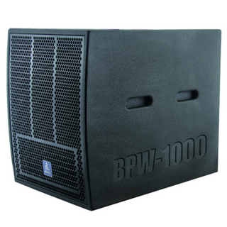 "BAND PASS WOOFER ACTIVO 1X18"" (CON SP-1500) BPW-1000A"