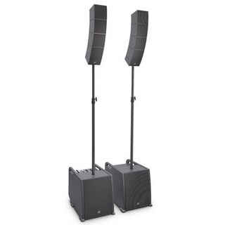 SISTEMA COMPLETO LINE ARRAY CURV 500PS
