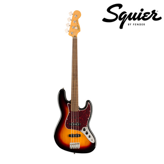 BAJO ELECTRICO SQ CV 60S JAZZ BASS LRL 3TS