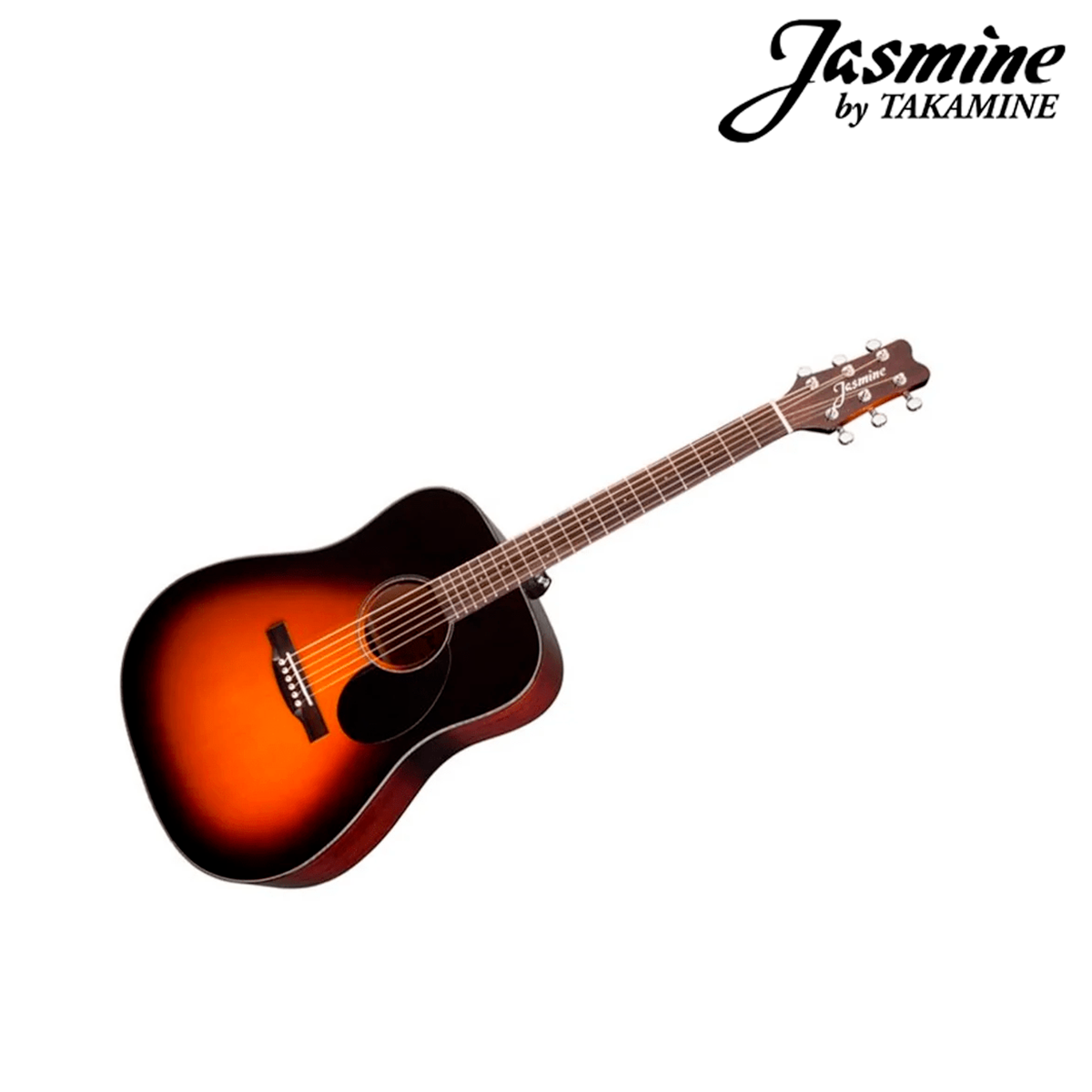GUITARRA ACUSTICA DREADNOUGHT ACABADO SUNBURST  JD39-SB-U