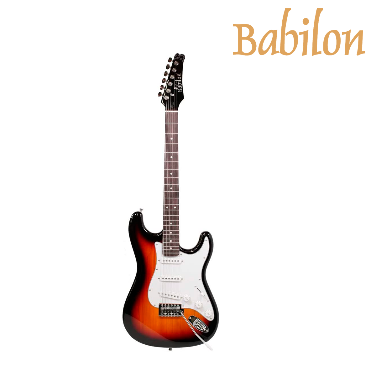 GUITARRAELECTRICA BABILON  COLOR SB( SUNBURST)