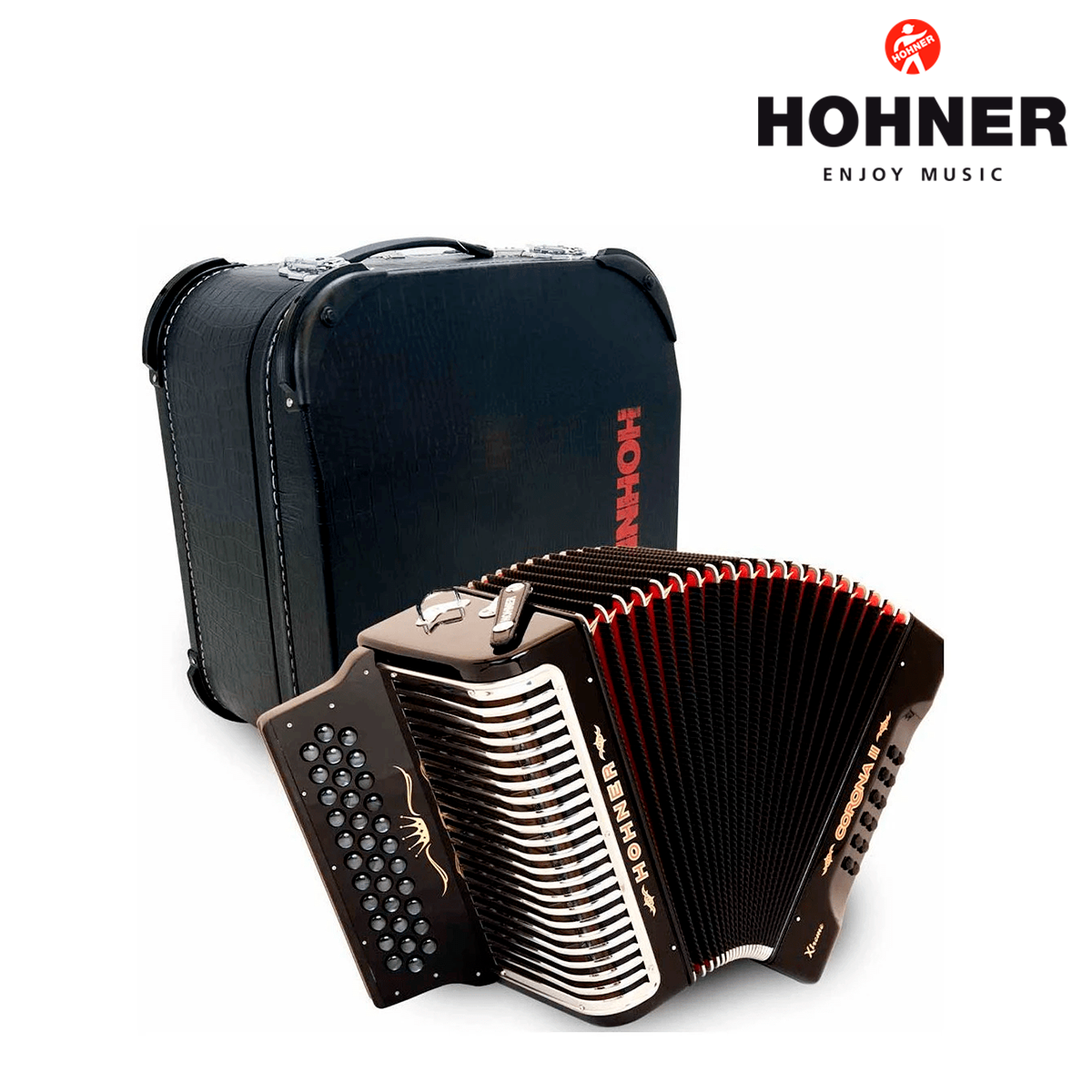 ACORDEON DIATONICO HOHNER