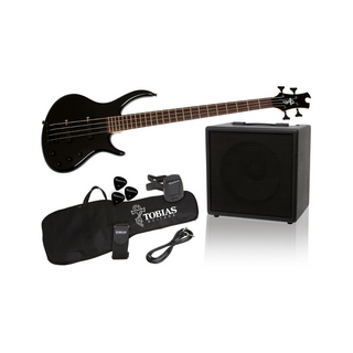 TOBY LE BASS PERFORMANCE PACK, 120V EBONY PPBGEBD4EBBH1US
