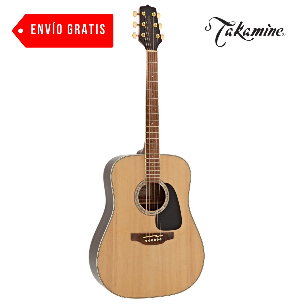 GUITARRA ACUSTICA GD51 NAT