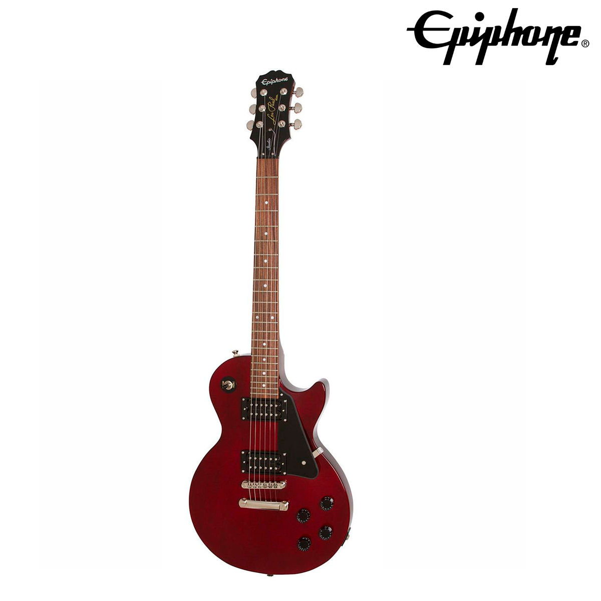 GUITARRA LES PAUL STUDIO WINE RED ENL1WRCH1