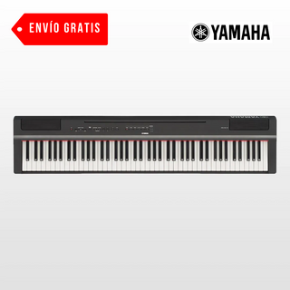 SET PIANO DIGITAL INTERMEDIO NEGRO MOD.NP125BSPA