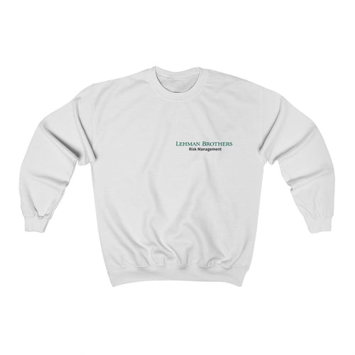 Lehman Brother Risk Management Crew Neck