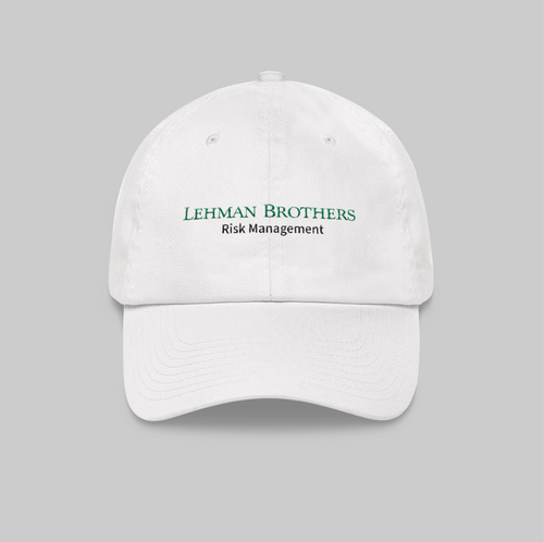 Lehman Bro's Dad Hat