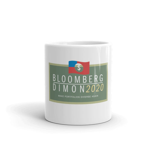 Bloomberg Dimon 2020 Mug