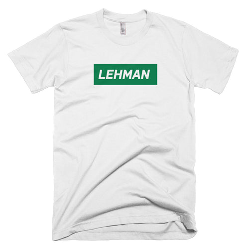 Lehman Box Logo Short-Sleeve T-Shirt