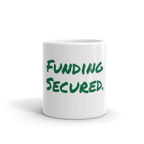 Funding Secured Mug