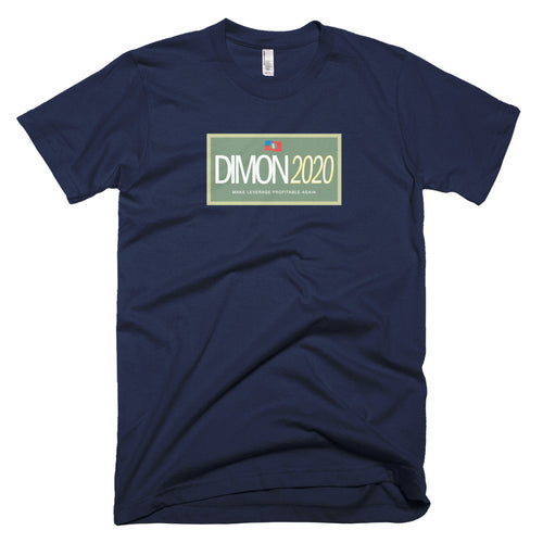 Dimon 2020 Short-Sleeve T-Shirt