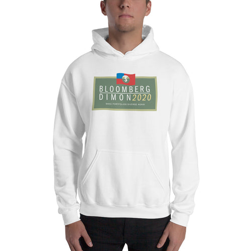 Bloomberg Dimon 2020 Hooded Sweatshirt