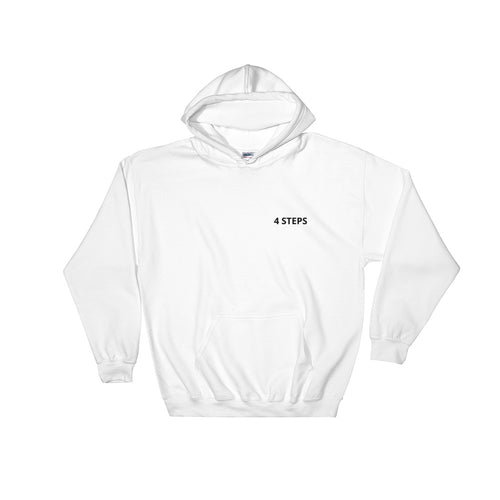 4 Steps Hooded Sweatshirt