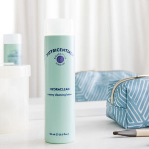 SPIRIT - beauty excellence_Anti-Aging Schönheit Vitalität_Nu Skin Nutricentials_Bioadaptive Skincare_Nutricentials HydraClean Creamy Cleansing Lotion