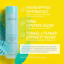 Laden Sie das Bild in den Galerie-Viewer, Nutricentials pH Balance Mattefying Toner Gesichtswasser_SPIRIT - beauty excellence_Anti-Aging Schönheit Vitalität_Nu Skin