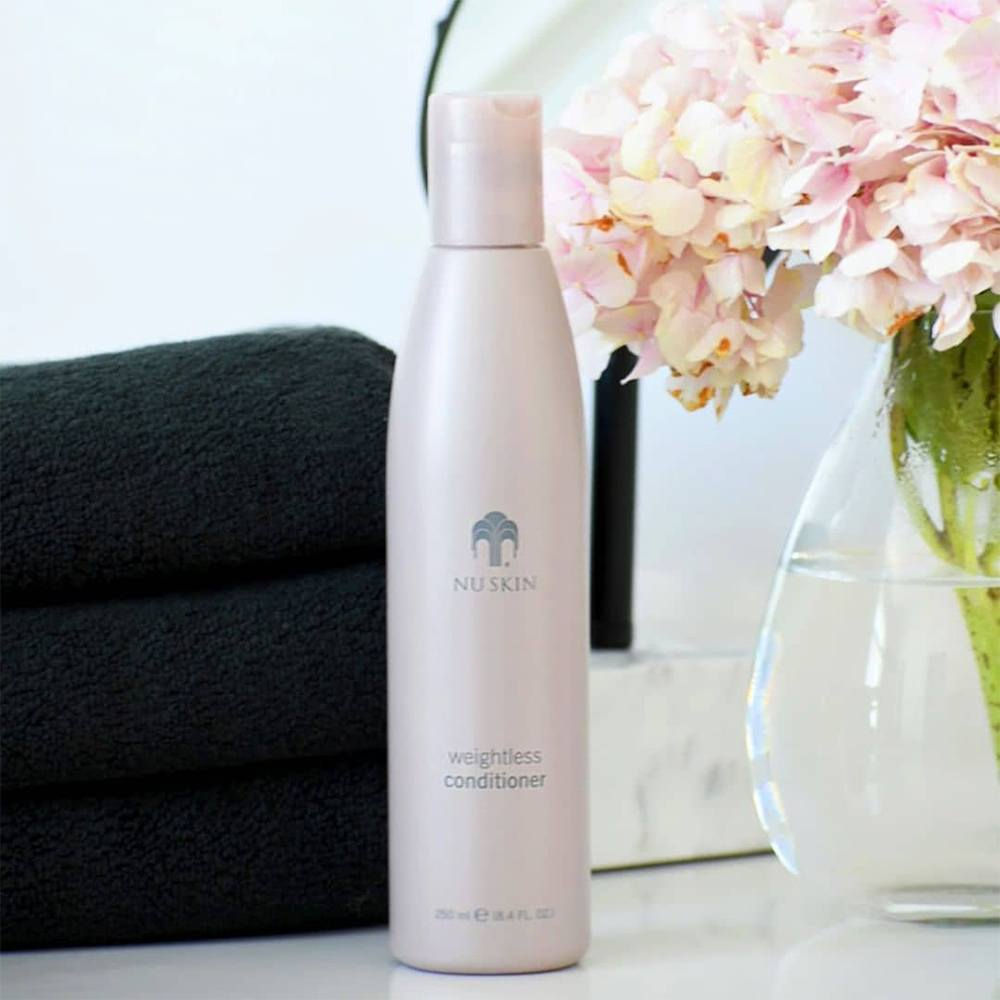 Nu Skin Weightless Conditioner Haarspülung_SPIRIT - beauty excellence_Anti-Aging Schönheit Vitalität_Nu Skin