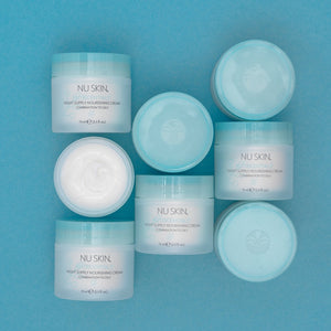 Nutricentials Night Supply Nourishing Cream Nachtpflege_SPIRIT - beauty excellence_Anti-Aging Schönheit Vitalität_Nu Skin