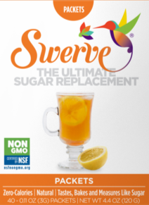 Swerve Sugar Replacement - Packets