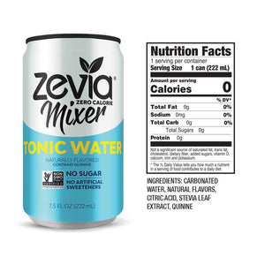 Zevia Mixer (Case of 6)