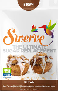 Swerve Sugar Replacement - Brown