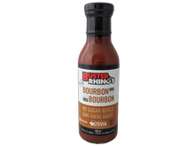 Load image into Gallery viewer, Buster Rhino's No Sugar Added BBQ Sauce 355 ml